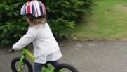 Как да научите детето си да кара колелото за баланс