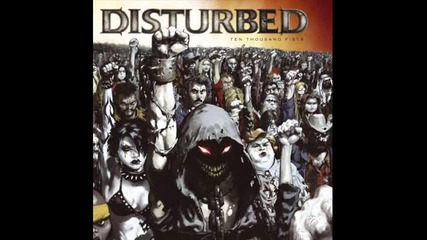 Disturbed - Pain Redefined Drums