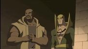 Отмъстителите: Най-могъщите герои на Земята / Видео за персонажите Люк Кейдж и Железният Юмрук