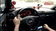 Audi S3 Разби представата за ''супер Кола''
