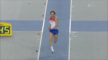 Лоша изненада за Dmitry Starodubtsev