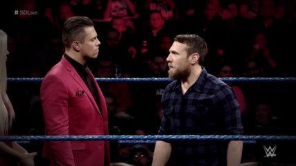 Daniel Bryan promises to shut The Miz up at SummerSlam: Wal3ooha, 16 August, 2018