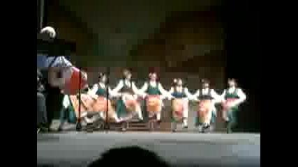 Състав за народни танци Луди, Млади - Тополовград