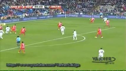 06.03.10 Real Madrid 3 : 2 Sevilla - Реал Мадрид 3:2 Севиля Всички голове