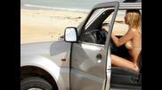 Затънали жени шофьори