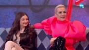 Поли Генова в Забраненото шоу на Рачков (02.05.2021)