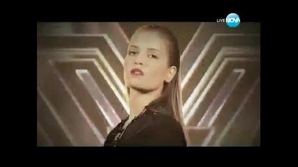 X Factor Нелина Георгиева Live концерт - 12.12.2013