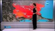 Прогноза за времето (07.08.2015 - обедна)