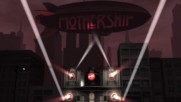 Led Zeppelin - Mothership Animation Cut - Kashmir (Оfficial video)