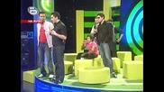 Петте финалисти във ¤ Music Idol ¤