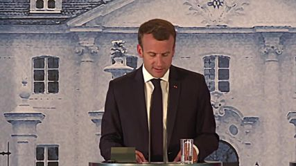 Germany: Merkel-Macron meeting a 'moment of truth' for Europe