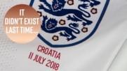 Какво не съществуваше последния път, когато Англия игра на полуфинали?