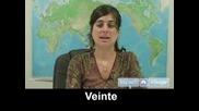 Научете Се Да Говорите На Испански - Числата