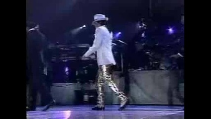 Michael jackson - Smooth Criminal ( Seoul 1996 )