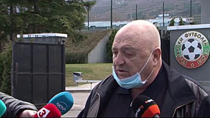 Венци Стефанов: Щабът ще каже кога ще подновим шампионата