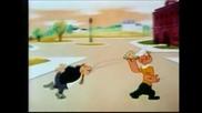 Popeye The Sailor - Попай Моряка - Spree Lunch