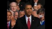 Обама се кълне втори път