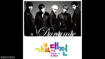 [бг превод] Dynamic Black ( 2am Infinite Teen Top B2st Mblaq)- Yesterday