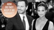 Alicia Vikander & Michael Fassbender marry in Ibiza