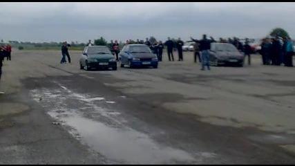 Opel kadet vs Opel astra vs Fiat punto