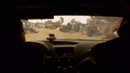 Кен Блок в Top Gear 05 - 07 - 2009 (bg subs)