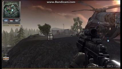 Contract Wars gameplay (evac)
