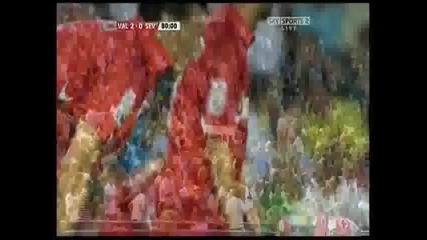 Valencia - Sevilla 2:0