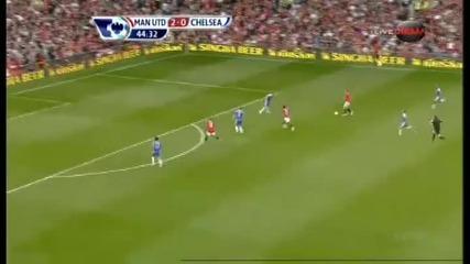 Супер Мач Манчестър Юнайтед - Челси - 3 : 1