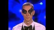 смях - Ицо Хазарта разби с реплика! Jeason Brad Lewis - Man Down X Factor Концертите Bulgaria