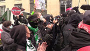 France: Yellow Vests join workers protesting job cuts in Paris