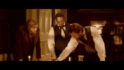 Abraham Lincoln: Vampire Hunter (2012) - Music Trailer