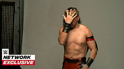 Shinsuke Nakamura is a mood with King Corbin's crown: WWE Network Exclusive, May 14, 2021