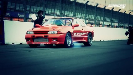 Nissan Skyline R32 987hp