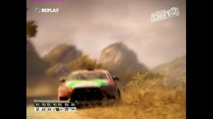 Dirt 2 - Mitsubishi Evolution X