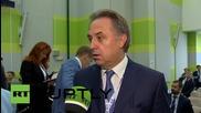 Russia: UEFA will provide financial resources to Crimean FA - Sports Minister Mutko