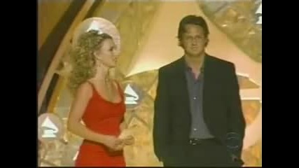 Britney Spears - Mtv Grammy Awards 2002 02 27 Presenting