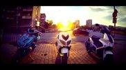 Обикаляне из Стара Загора с моторчета