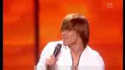 Евровизия 2009 Откриване - Дима Билан - Believe