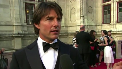 'Mission: Impossible - Rogue Nation' Vienna Premiere: Tom Cruise