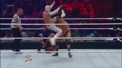 619 followed by Rko - Rey Mysterio & Randy Orton