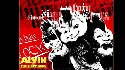 *chipmunk*- на инат