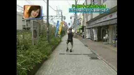 Японско Шоу - Хахо По Улиците [ Боби Турбото 2 ]