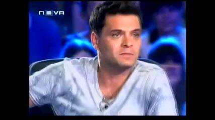 xfactor - това Bon Jovi ли е ? - Смях