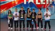 Кастинг за таланти D M C Group с талант да танцуват