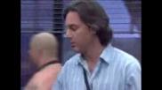 Big Brother F - Давид Бута Елеонора На Земята. Луд Скандал В Къщата