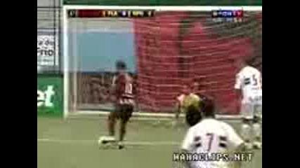 Супер вратар или хилав футболист