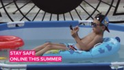 """Rules to keep yourself """"digitally safe"""" while on holiday"""