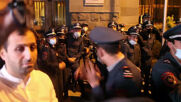 Armenia: Scuffles with police erupt at Yerevan rally in support of detained protesters