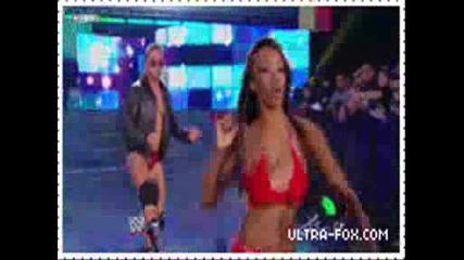 I Support - Alicia Fox & Michelle Mccool - Like Me (reggaeton Remix) [tup0o *]