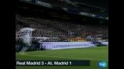 """""""Реал"""" (Мадрид) обърна """"Атлетико"""" от 0:1 до 3:1 в дербито за Купата"""